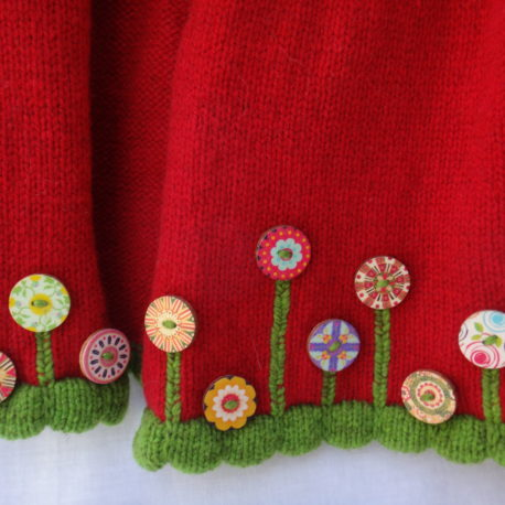 Boutons coquelicot